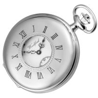 1004 Sterling silver Jewel lever Woodford pocket watch