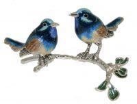 13222-bluebirds-on-branch